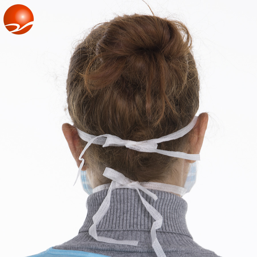 surgical tie-on face mask